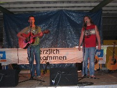 Change Partners, Folk on the Water 2007