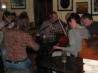 Session in O'Connor's Pub