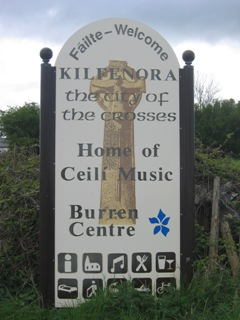 Kilfenora City Limits
