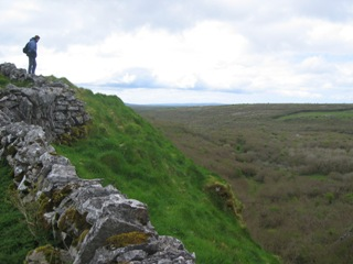 Cahercommaun Stone Fort